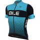 Alé Cycling R-EV1 Rumbles Short Sleeve Jersey Men navy-light blue